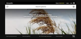 Morguefile 60 Sumber Desain Gratis untuk Merancangan Konten Visual