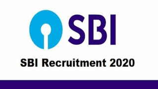 State Bank of India (SBI) Recruitment 2020