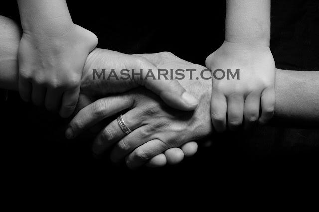 Meminta Support Keluarga dan Teman-Teman Dekat