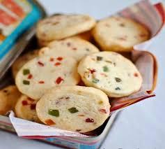 بسكويت الجبن بالفاكهة Cheese biscuits with fruit