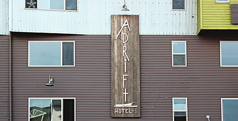 Adrift Hotel Long Beach Washington Coast