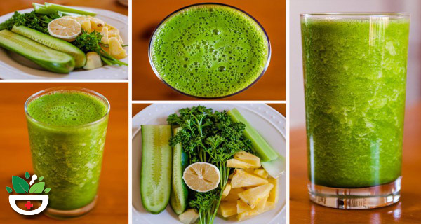 This juice will remove your Uric Acid from your joints. Amazing!