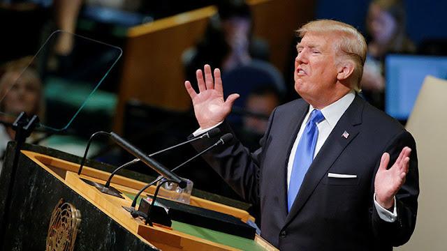 """""""Facepalm"""": Así sufrió el jefe de Gabinete de la Casa Blanca durante el discurso de Trump en la ONU"""