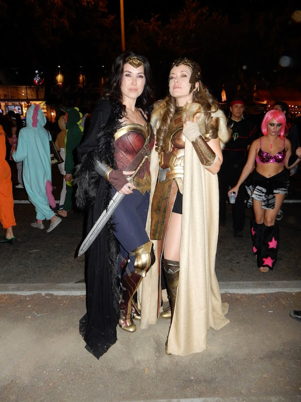 Wonder Woman Queen Hippolyta costumes Weho Halloween