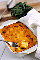 Roast Butternut Squash and Sage Macaroni Cheese