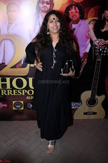 Shibani Kashyap Launches her Music Single led 24 Hours Irresponsible 055.JPG