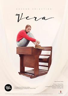 Vera májusban a Kőszegi Várszínházban - Premier videón rögzítve