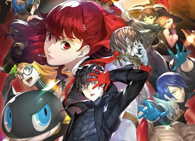 Persona 5: The Royal Release Date Revealed, PS4 Pro Support Announced
