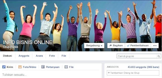 Cara Bisnis Online via Facebook