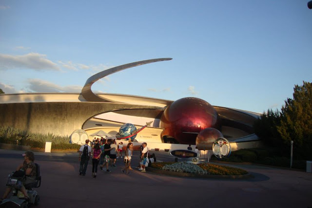 Mission Space - Disney Epcot