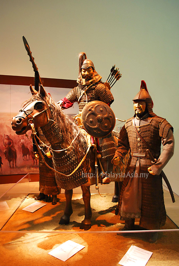 Genghis Khan Exhibition Singapore