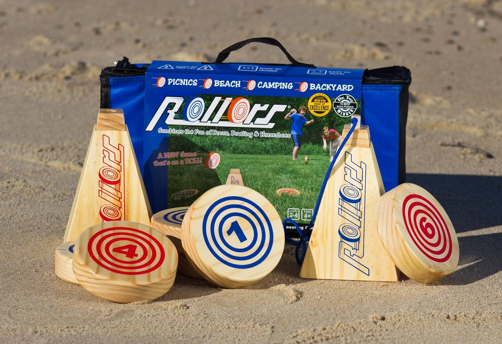 Enter the Rollors Backyard Game Giveaway. Ends 8/18/14.