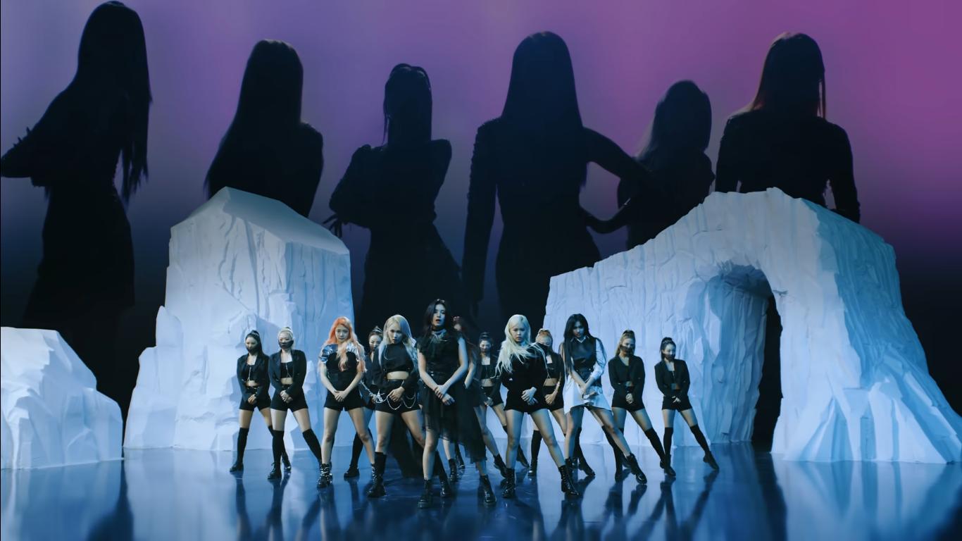 Everglow 'DUN DUN' MV Gain 100 Million Views on Youtube