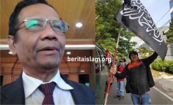 Aktivis Tioanghoa tantang mahfud md masuk islam