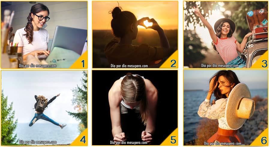 Test: Elige una imagen y descubre lo que puede darte verdadera felicidad en la vida