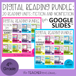 https://www.teacherspayteachers.com/Product/4th-Grade-Digital-Reading-Bundle-Fiction-and-Nonfiction-for-Google-Slides-5004747