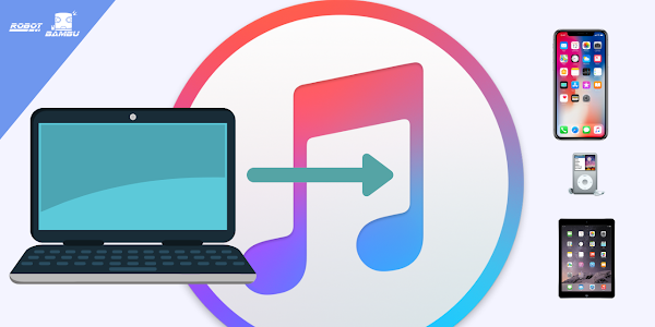 Cara Mengirim file Musik dari PC ke iPhone, iPad, dan iPod