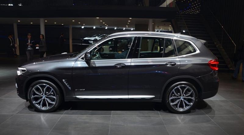2019 BMW X3 G01 xLine