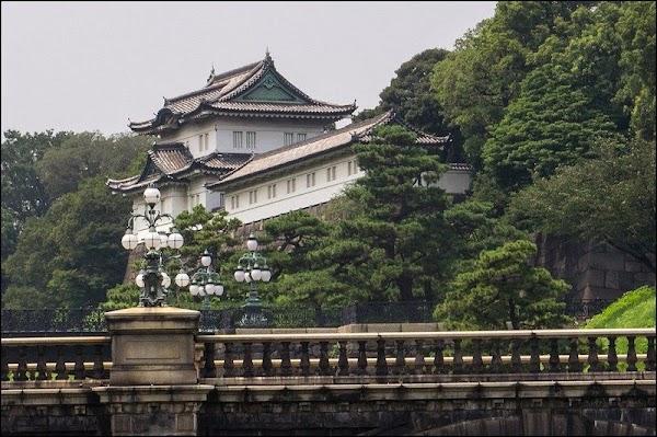 El Palacio Imperial de Tokio, un sitio emblemático de Japón