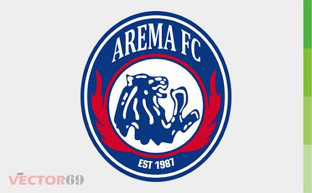 Arema FC (2017) Logo - Download Vector File CDR (CorelDraw)