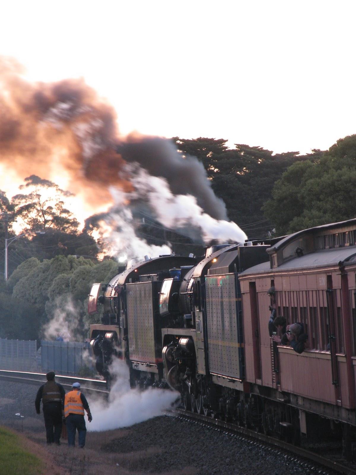 Victorious Victoria / News / News / Railpage