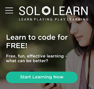 best mobile apps for learning programming language  sololearn apps