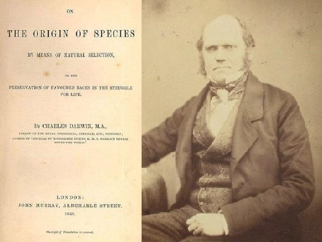 Resultado de imagen de el origen de las especies libro original
