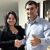 CONDE: Romero Rodrigues e Karla Pimentel, relações se estreitam