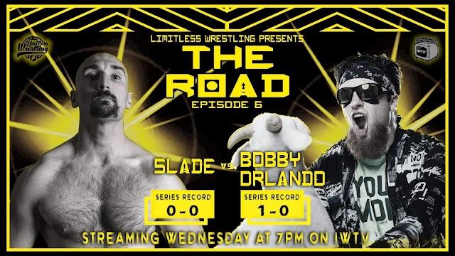 Indie Wrestling Wire: Limitless Wrestling Presents #TheRoad, Episdoe 6 recap