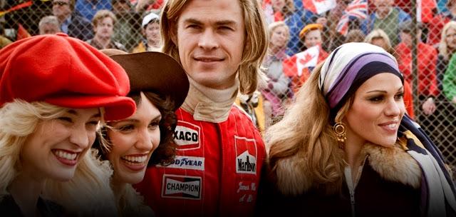 chris hemsworth - rush movie 2013