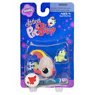 Littlest Pet Shop Singles Angelfish (#884) Pet