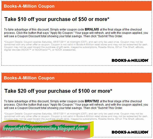 How to Save at BooksaMillion