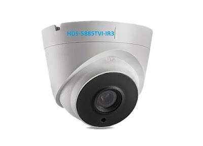 HDS-5885TVI-IR3, Camera full HD 1080P Hải Phòng