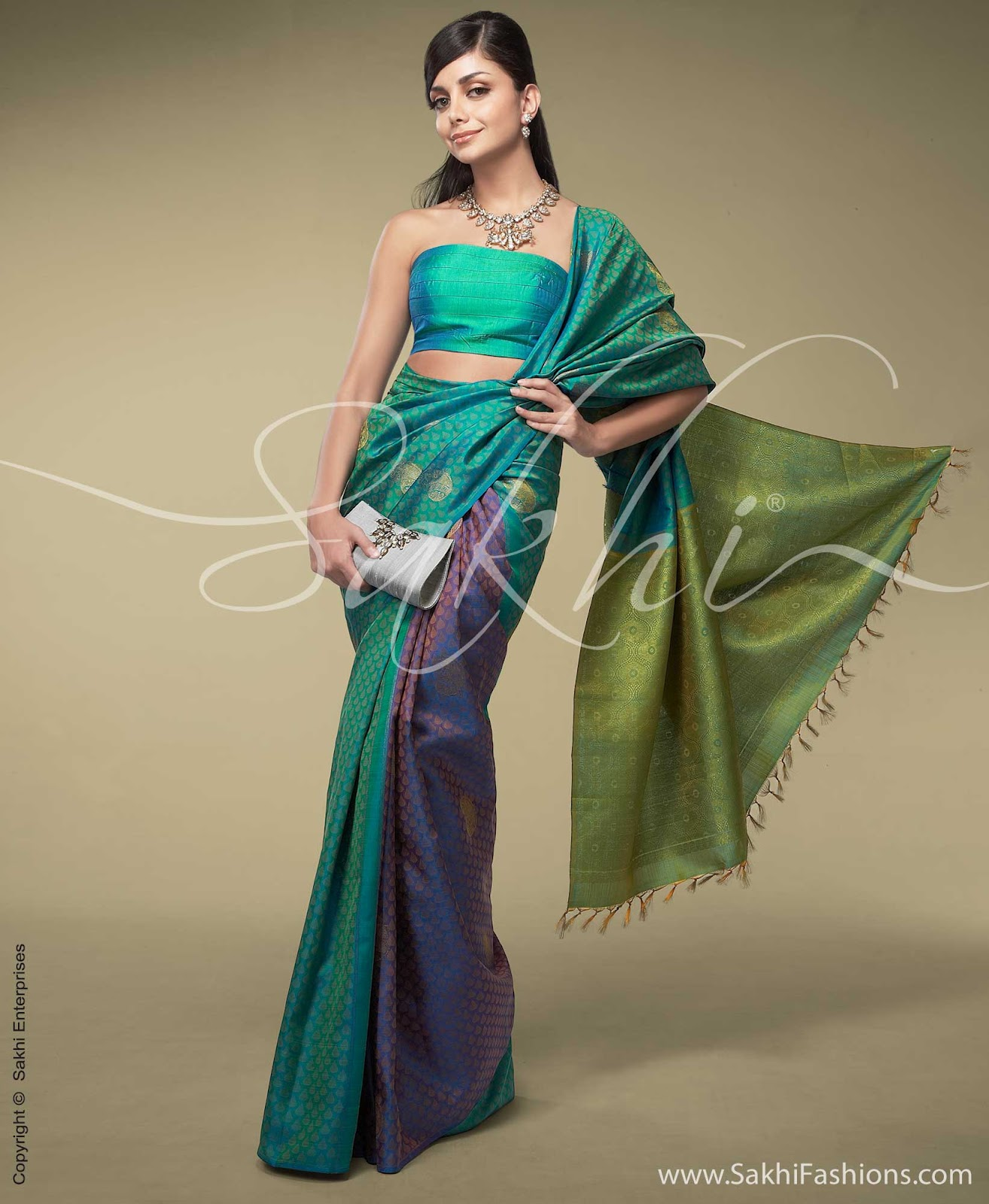 Fancy Lights Shops In Hyderabad: Indian Jewellery And Clothing: Designer Sarees From Sakhi