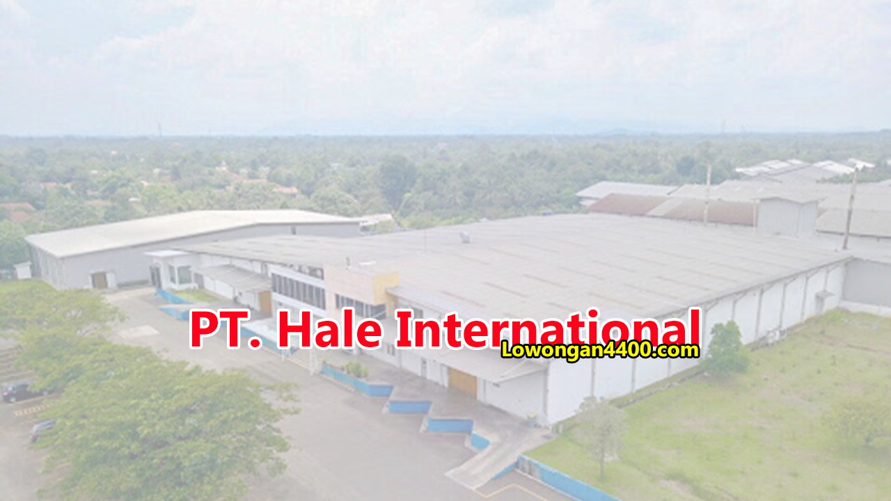 PT. Hale International