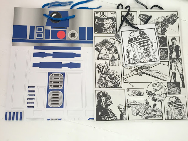 Star Wars Gift Bags