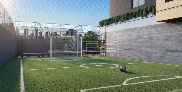 soccer kids DOHA TOWER