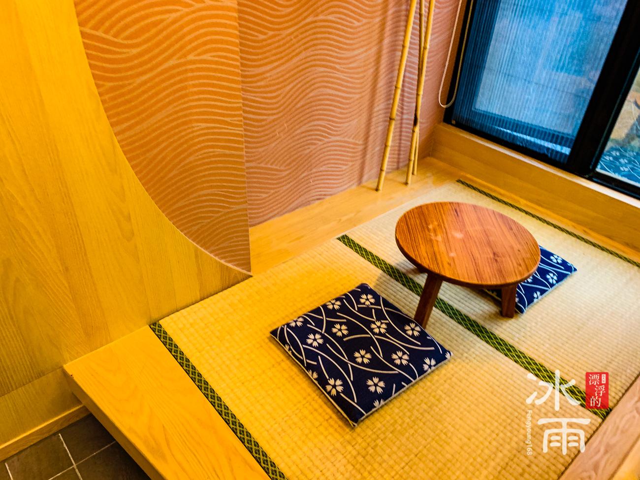 泰安湯悅溫泉會館|窗邊風景