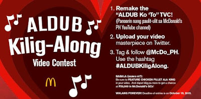 Who's up for a Kilig-Along Video Contest & up to Php20,000 worth of prizes? (and winners)