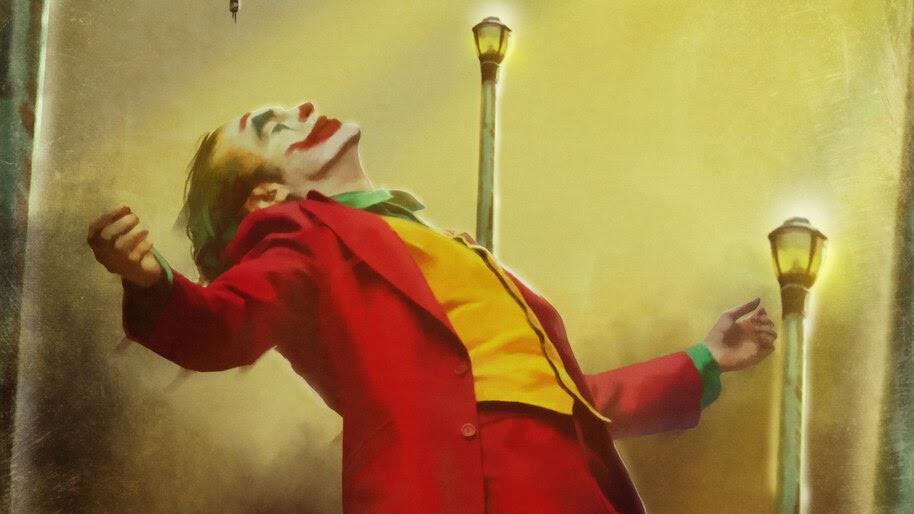 Joker, Movie, 2019, Joaquin Phoenix, 4K, #7.136