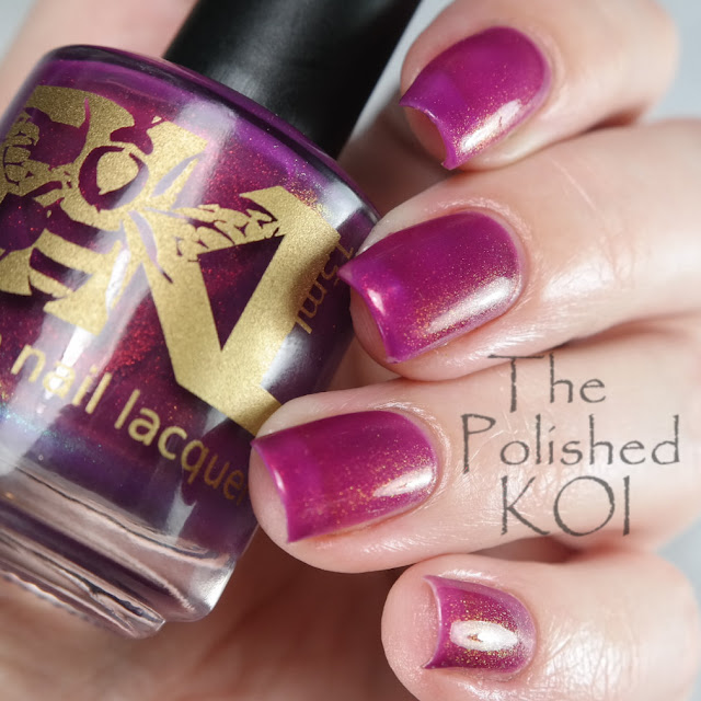 Bee's Knees Lacquer - Protection