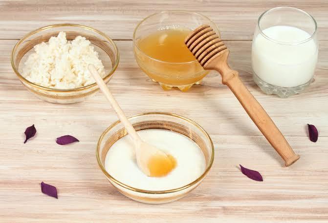 Cara membuat masker tepung beras