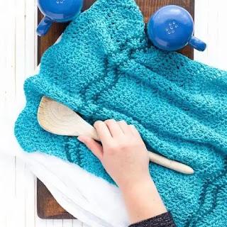 Toalla a Crochet