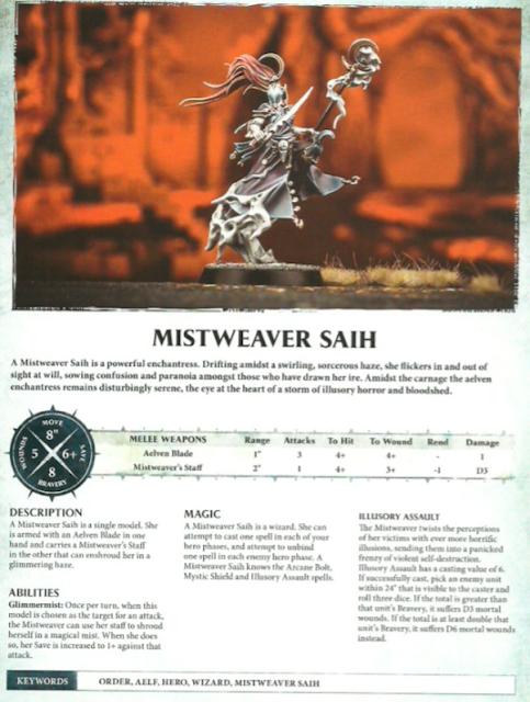 Warscroll White Dwarf 120