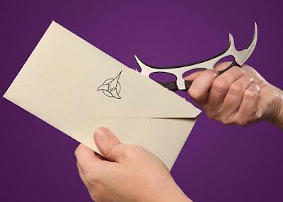 Star Trek Letter Opener