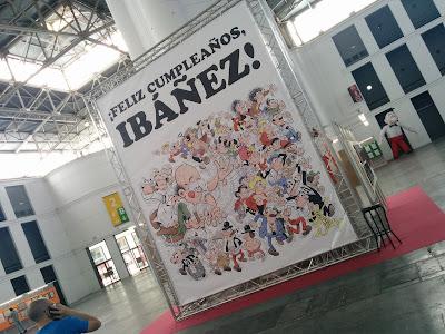 Ibañez fue un elemento clave durante el evento