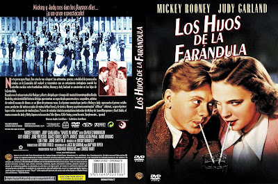 Los Hijos de la Farándula - [1939]