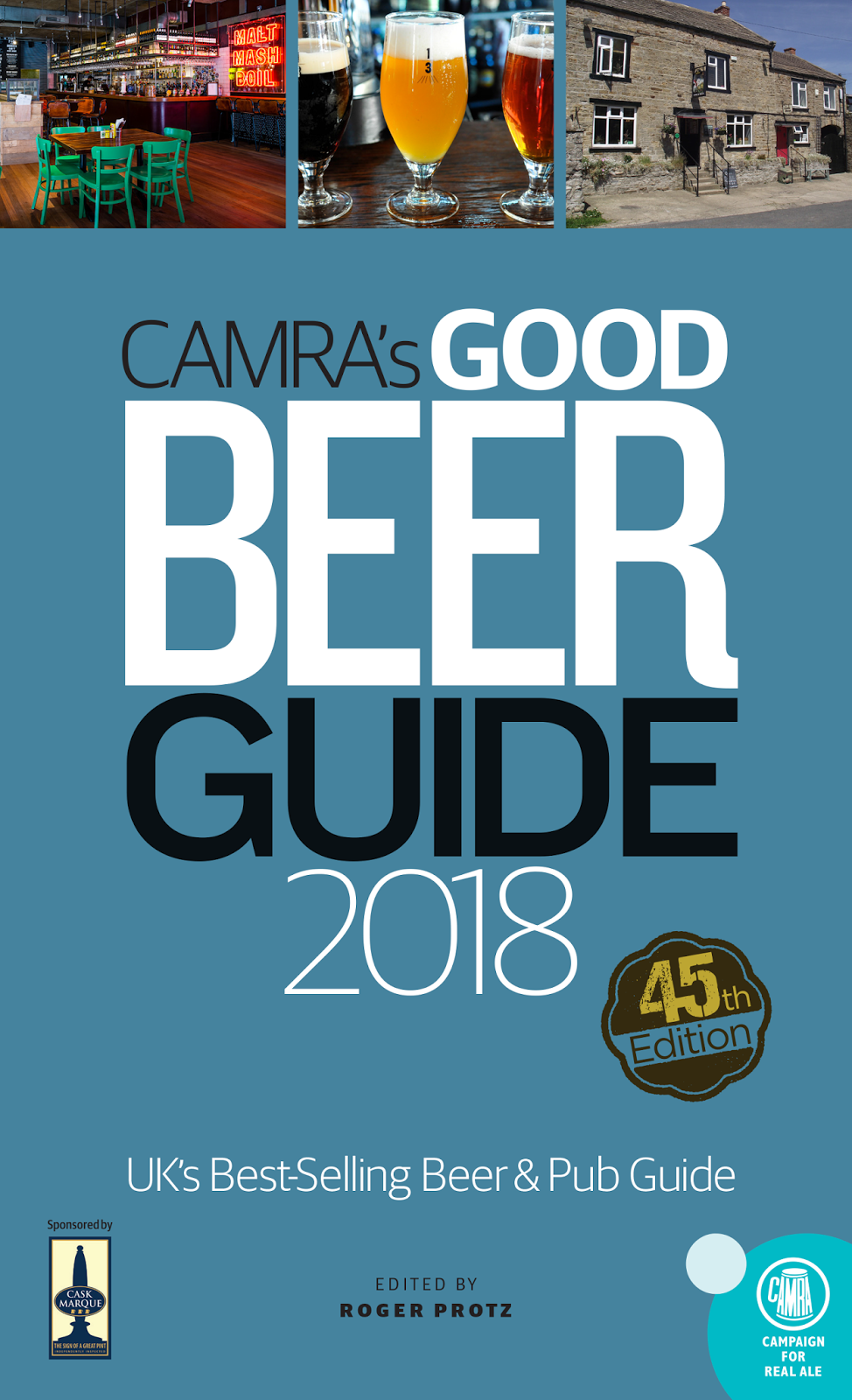 Paul's Beer & Travel Blog: The Good Beer Guide 2018 - from a ...