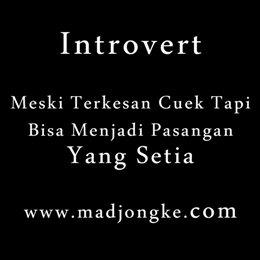 pacar introvert