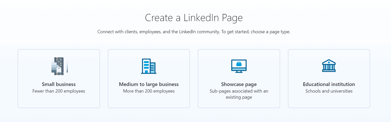 How to add LinkedIn company page!